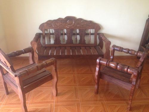 muebles de madera magdaleno