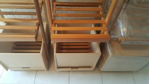 muebles de madera para pan