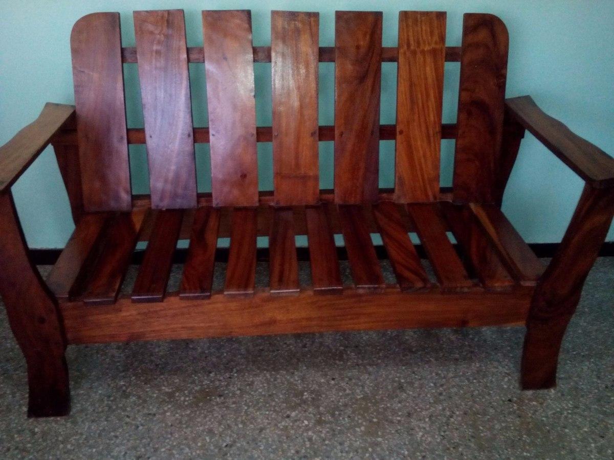 Muebles De Madera Rústicos  Bs 190000,00 en Mercado Libre