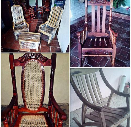 muebles de madera teca100%