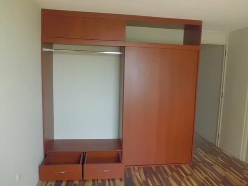 muebles de melamina cocinas, closets, repisas flotantes