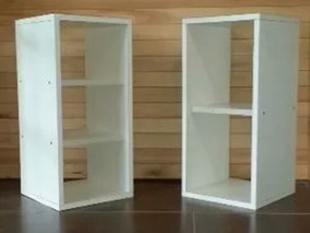 Muebles De Melamina Módulos Apilables Garantia