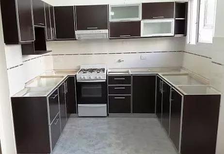 Muebles De Melamina Para Cocina - S/ 850,00 en Mercado Libre