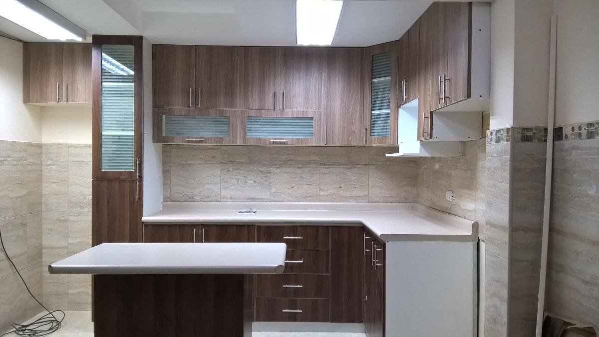 Muebles de melamina para cocina reposteros closets for Gabinetes de cocina en melamina