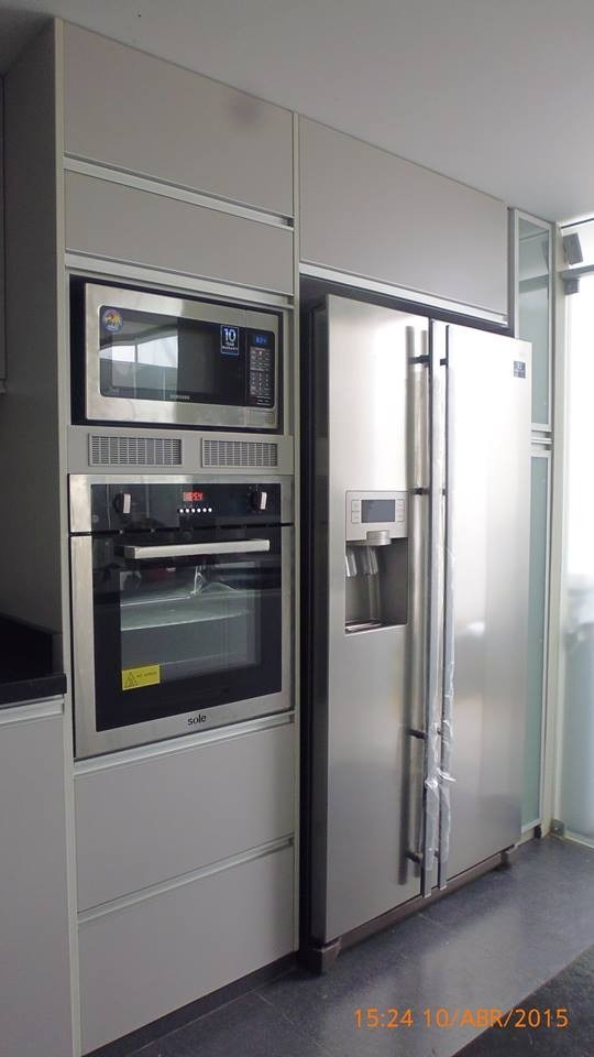 Muebles De Melamina Para Cocina Reposteros Closets Garantia - S/ 200 ...