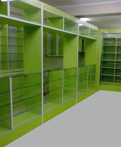 muebles de melamine para botica