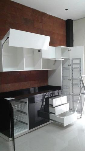 muebles de melanina reposteros closets tableros baños