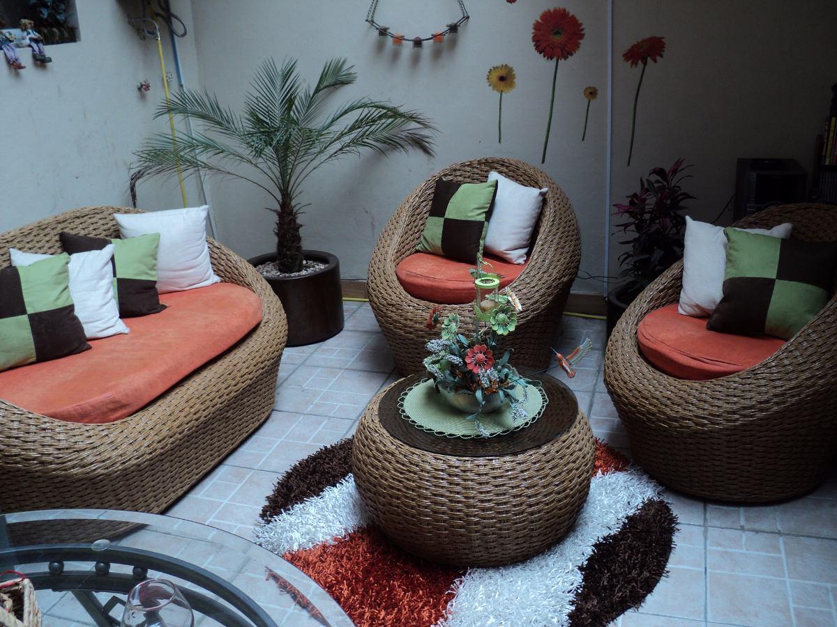 Muebles De Mimbre Y Rattan - U$S 1,00 en Mercado Libre