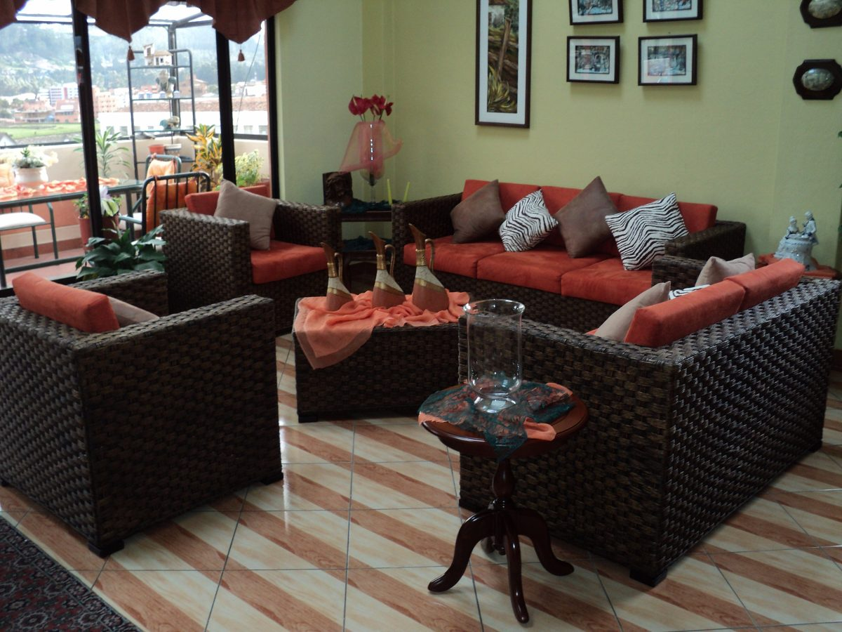 Muebles De Mimbre Y Rattan  U$S 1,00 en Mercado Libre