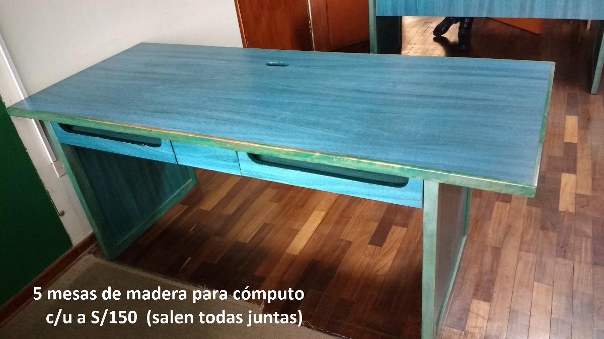 Muebles De Oficina De Segunda Mano - S/ 150,00
