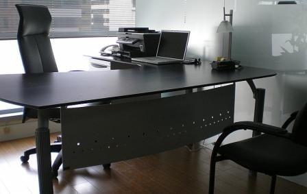 Muebles de oficina escritorios presidenciales y for Oficinas gerenciales modernas