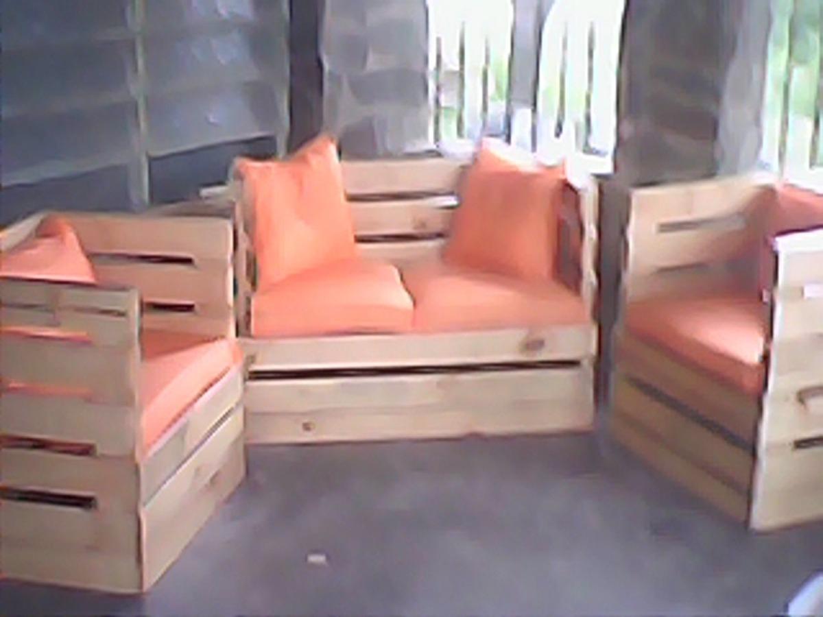 muebles de paletas bs en mercado libre