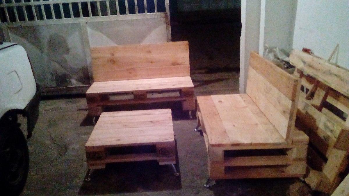 muebles de paletas de madera bs en mercado libre
