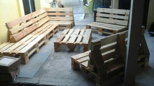 Muebles de paletas euro epal bs en mercado libre - Muebles a 1 euro ...