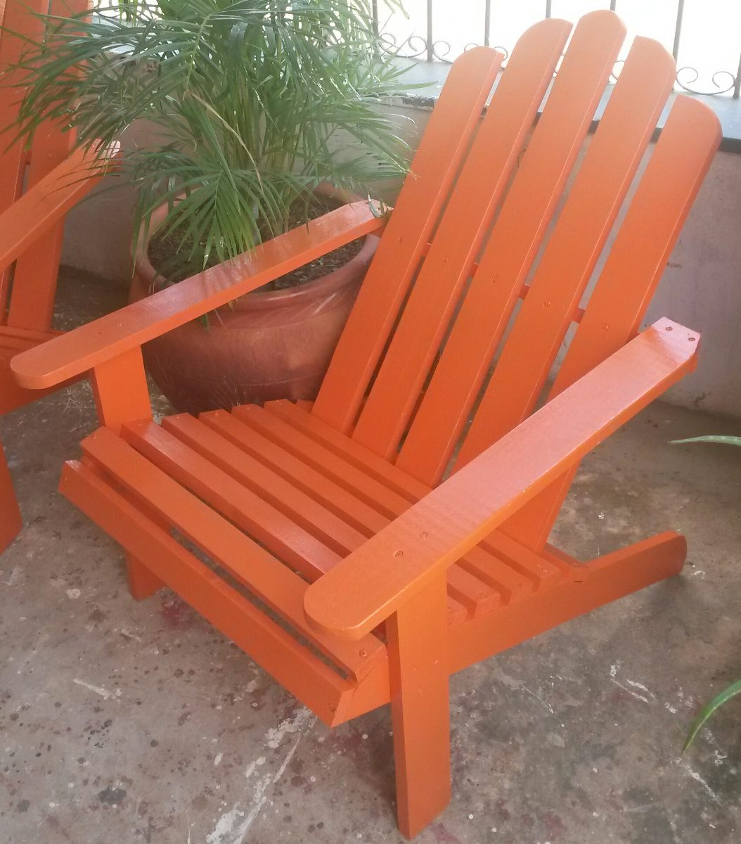 Muebles de paletas o sillas adirondack al natural o - Muebles al natural ...