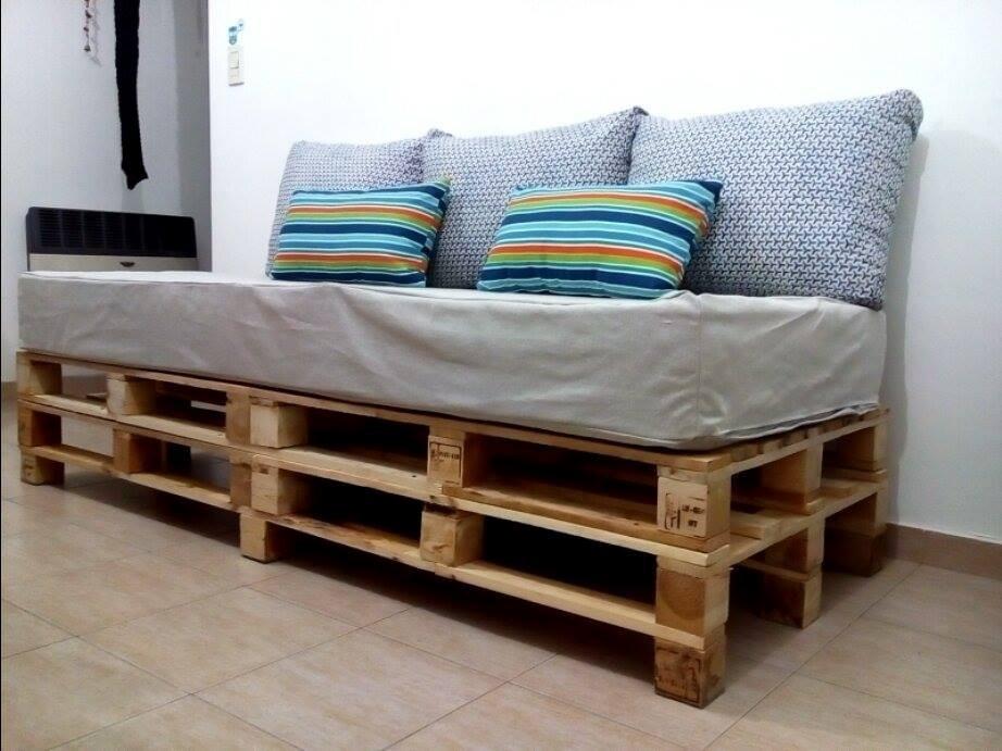 Muebles De Palets A Medida De Pájaros En La Cabeza!!! - $ 2.000,00 ...