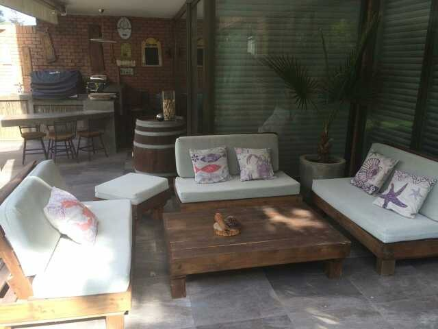 Muebles De Palets Para Terraza 390 000 En Mercado Libre