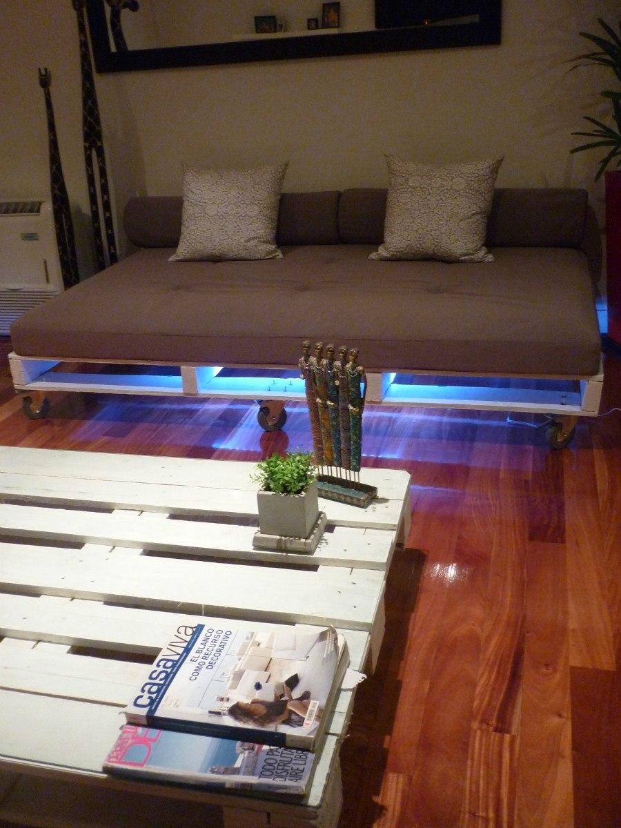 Muebles de pallets para el hogar en mercado libre for Muebles para el hogar