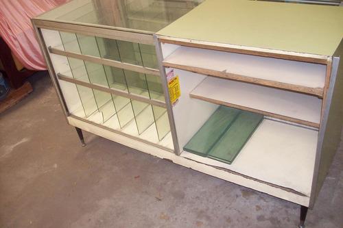 muebles de panadería. mostradores exhibidoras caramelera