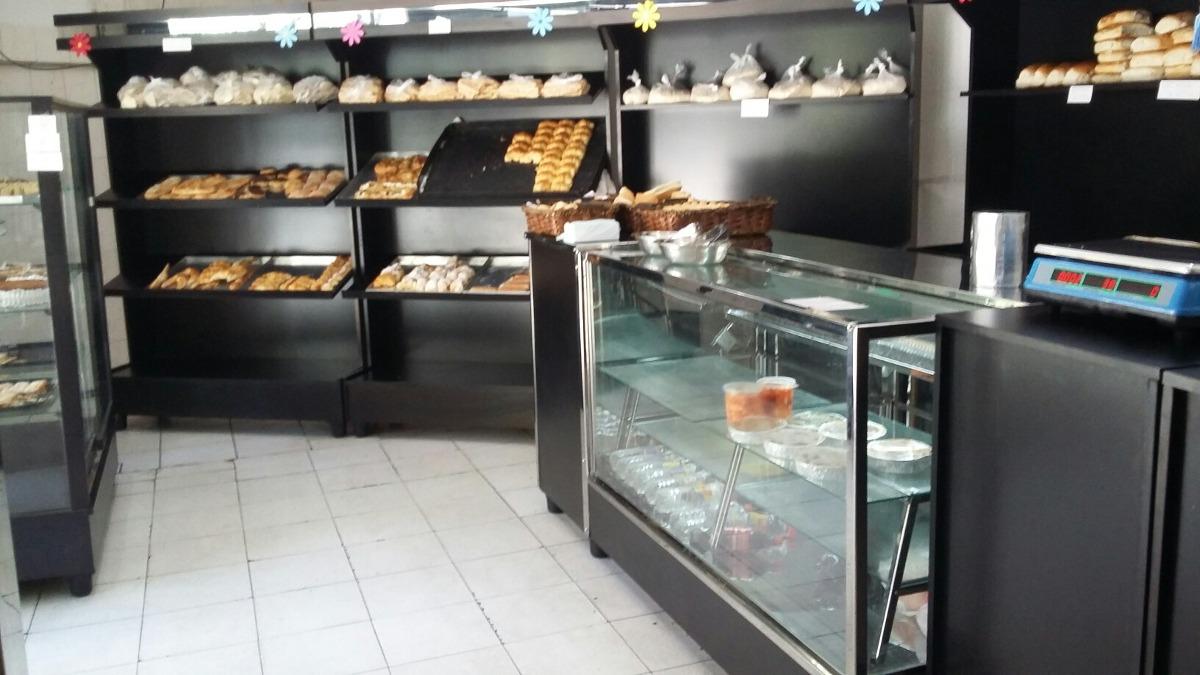 Muebles De Panaderia Oferta Super Increible 3 600 00 En  # Muebles Para Food Court