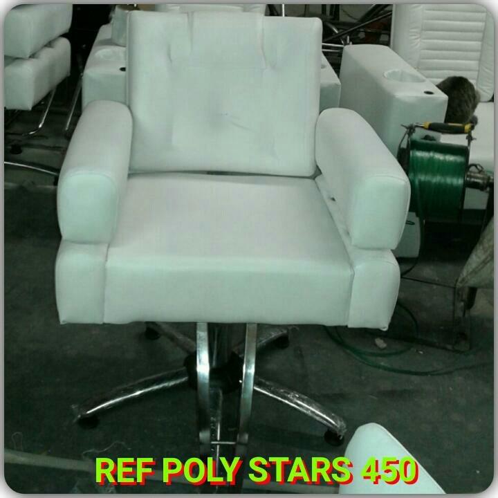 Muebles de peluqueria salon de belleza y spa sillas de for Ofertas sillas salon