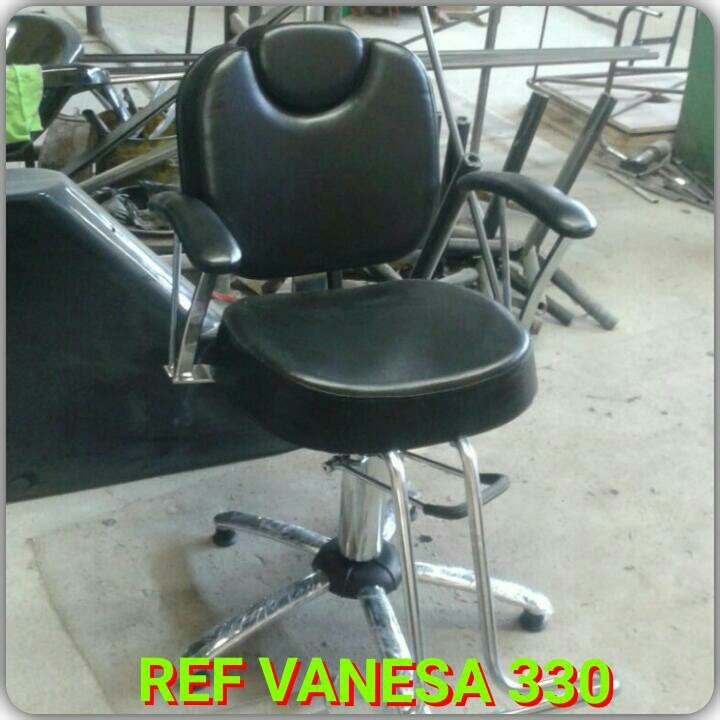 Muebles de peluqueria salon de belleza y spa sillas de for Sillas de peluqueria