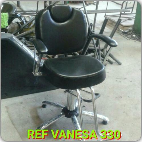 Muebles de peluqueria salon de belleza y spa sillas de - Sillas de espera para peluqueria ...