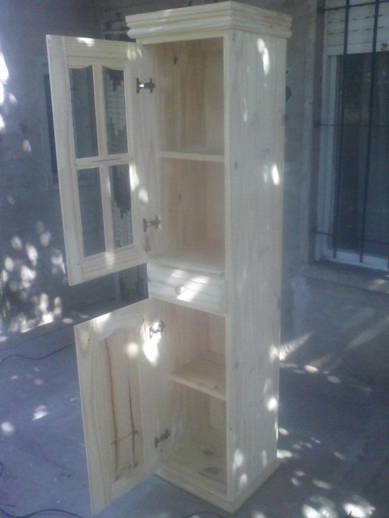 Muebles De Pino Despensero 0 40 Mt Monte Grande 1 780 00 En  # Muebles Rafaela
