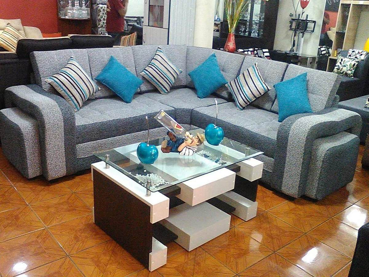 Muebles de sala dise os modernos s en mercado for Muebles y decoracion online outlet