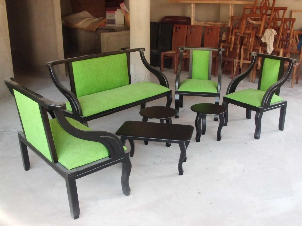 Muebles de sala modelo catalan u s 280 00 en mercado libre Muebles de sala olx quito