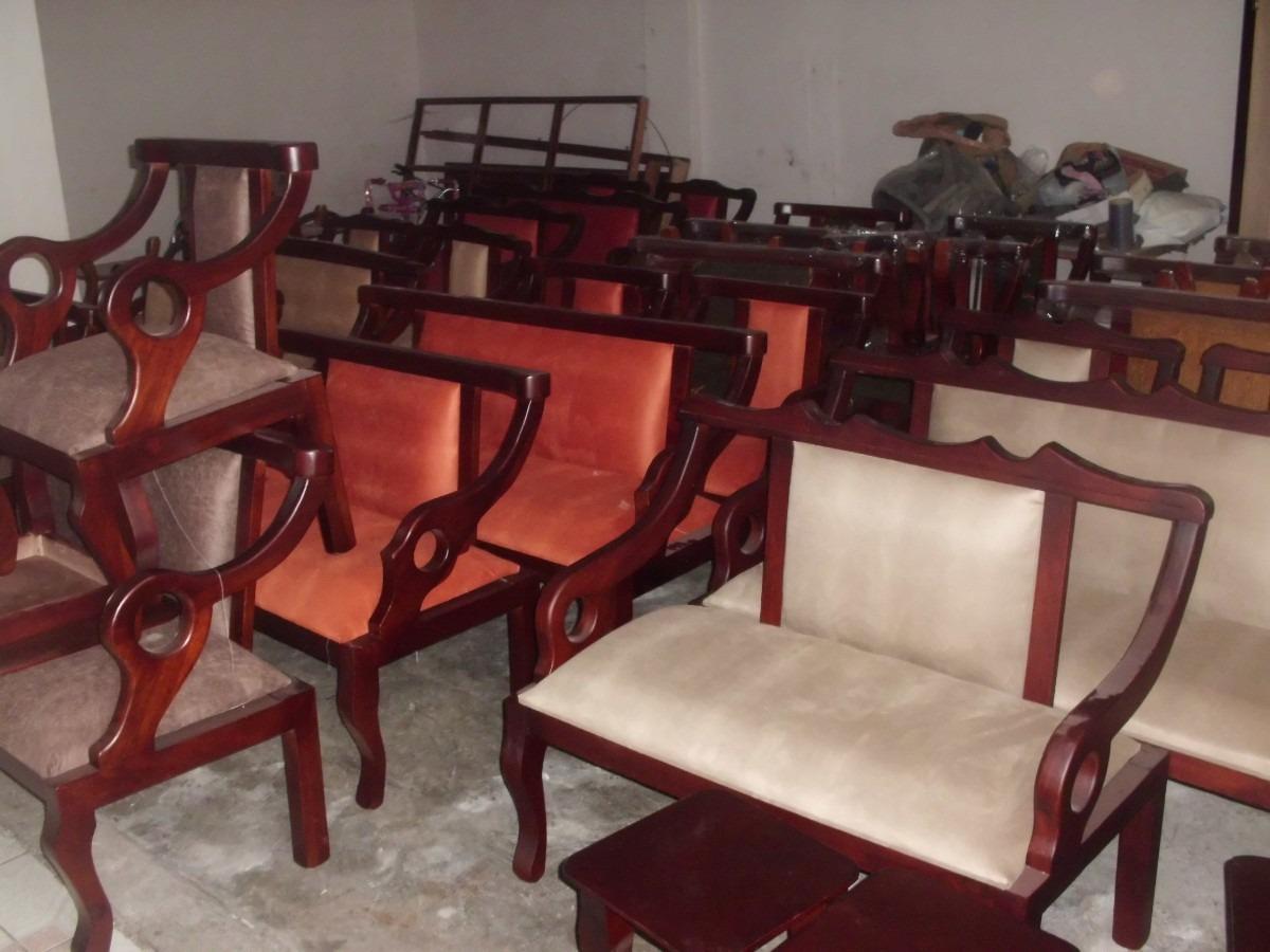 Muebles De Sala Modelo Catalan - U$S 280,00 en Mercado Libre