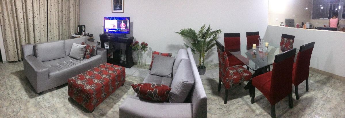 Muebles De Sala Y Comedor Usados - S/ 2.800,00 en Mercado Libre