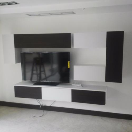 Muebles de televisor modernos bs en for Muebles televisor moderno