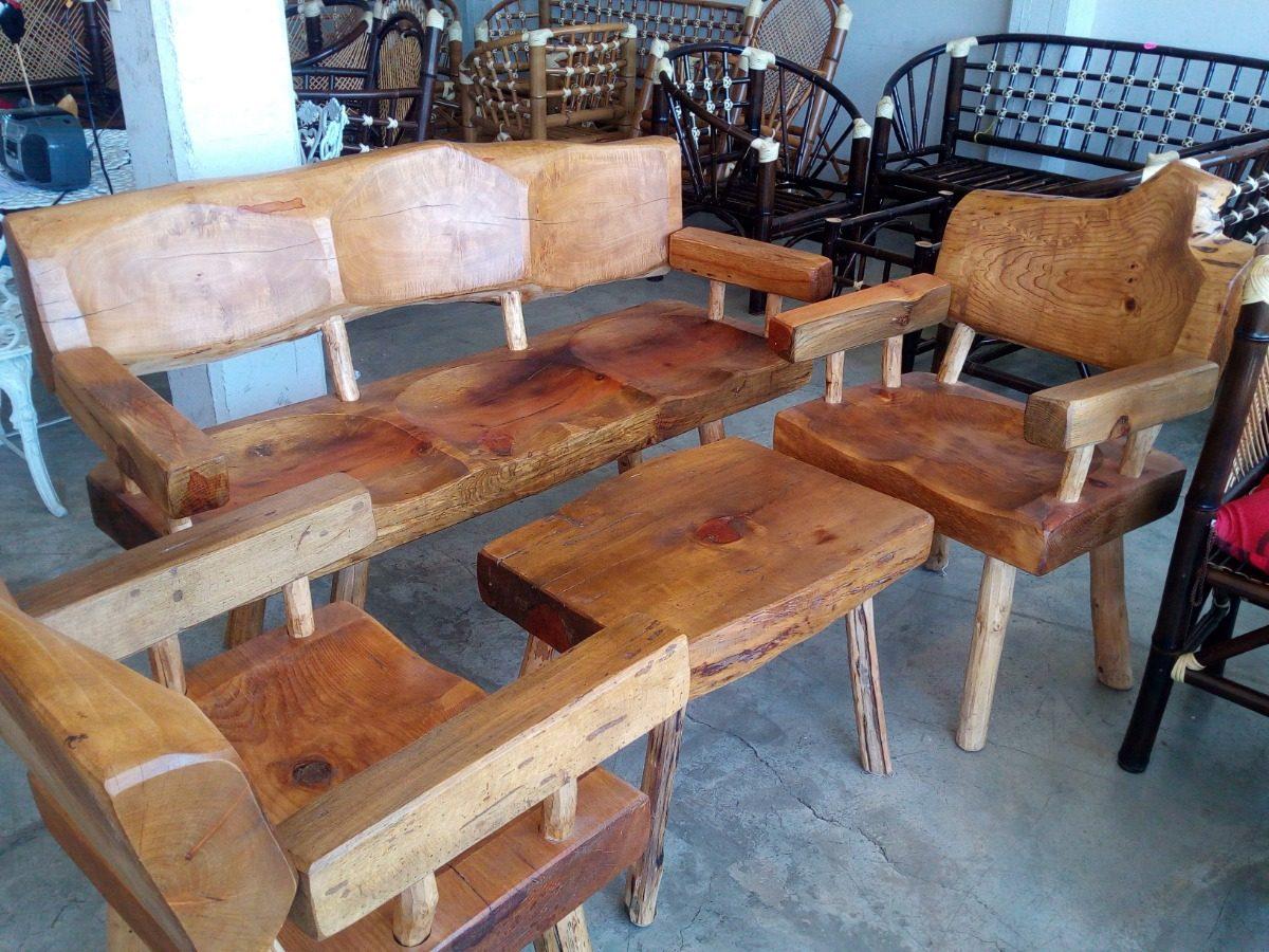 Muebles de tronco interiores y exteriores en mercado libre - Muebles de exteriores ...