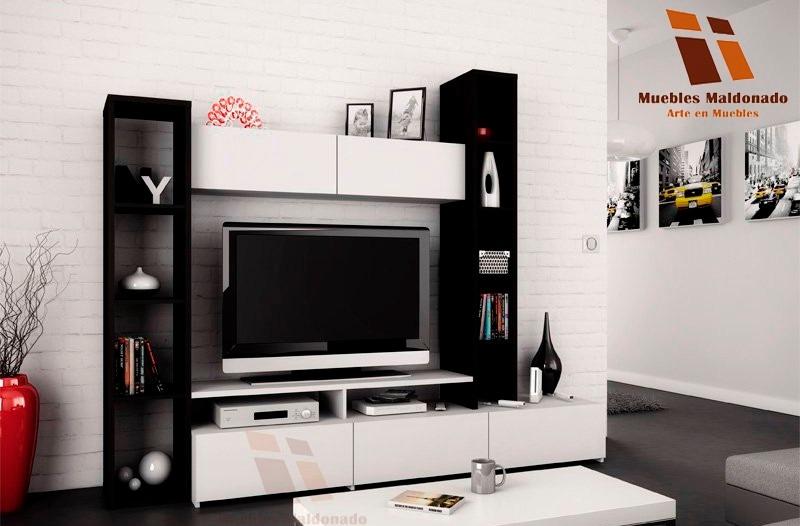 Muebles de tv modernos u s 379 00 en mercado libre - Muebles modernos tv ...