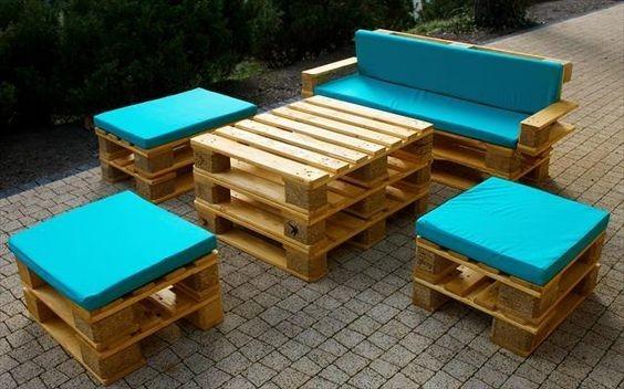 Las Mejores Maderas Para Muebles : Muebles en estibas la mejor calidad de madera