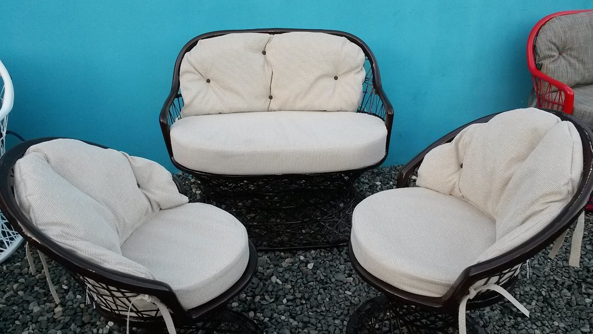 muebles en fibra de vidrio 13 en mercado libre