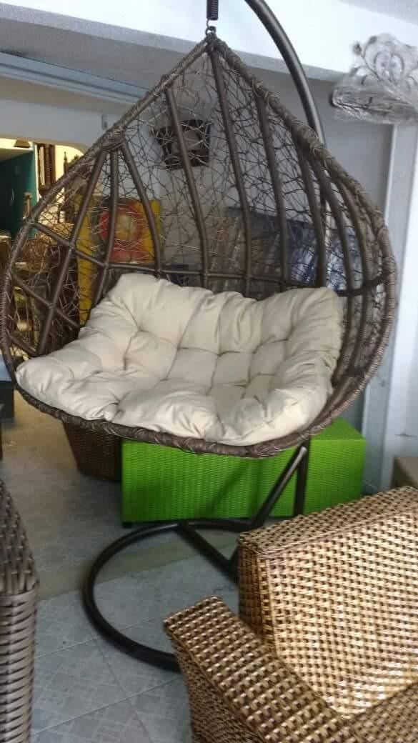 Muebles En Mimbre Para Exterior - $ 1.800.000 en Mercado Libre