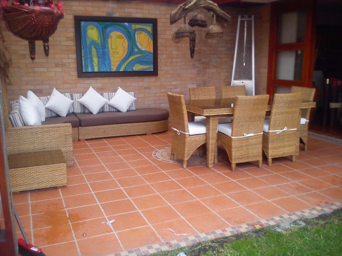 Muebles en mimbre rattan sintetico calceta de platano for Muebles de rattan sintetico en easy