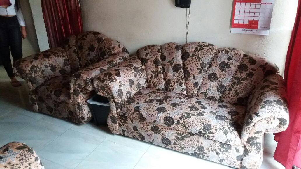 Atractivo Muebles Sillones De Tela Embellecimiento - Muebles Para ...