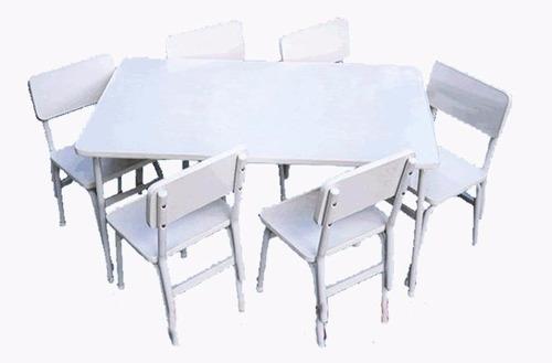 muebles escolares silla pupitre jardín primaria secundaria