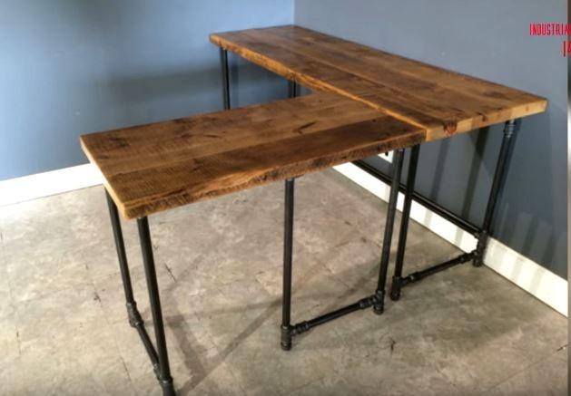Muebles Estilo Industrial Vintage Bs 77188330019 en Mercado