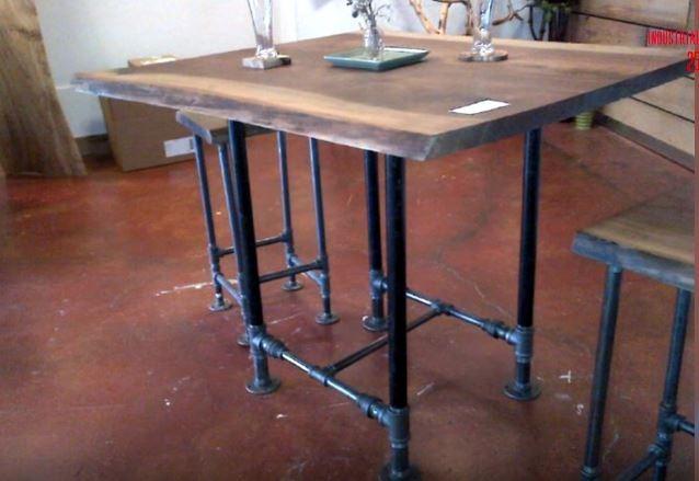 muebles estilo industrial vintage - Muebles Estilo Industrial