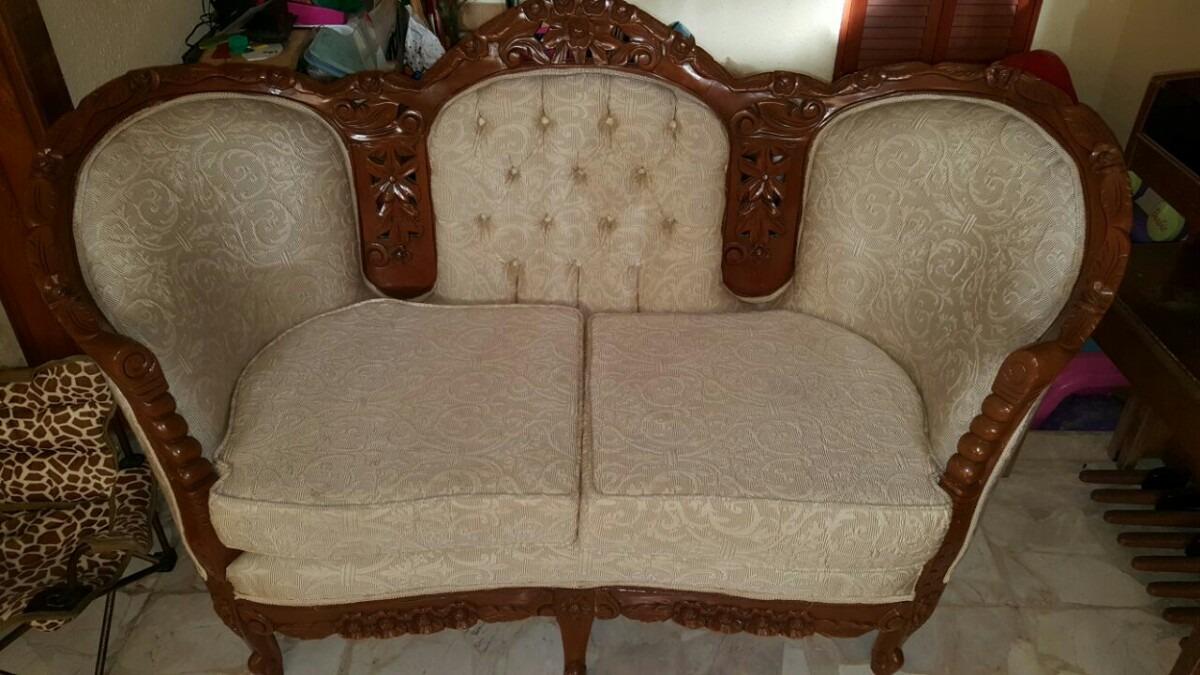 Muebles estilo luis xv 50 en mercado libre for Muebles antiguos luis xv