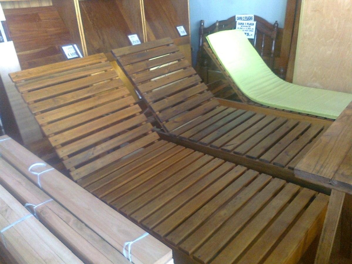 Muebles Para Exterior En Madera - Mesas Sillas Sillones - $ 4.650,00 ...