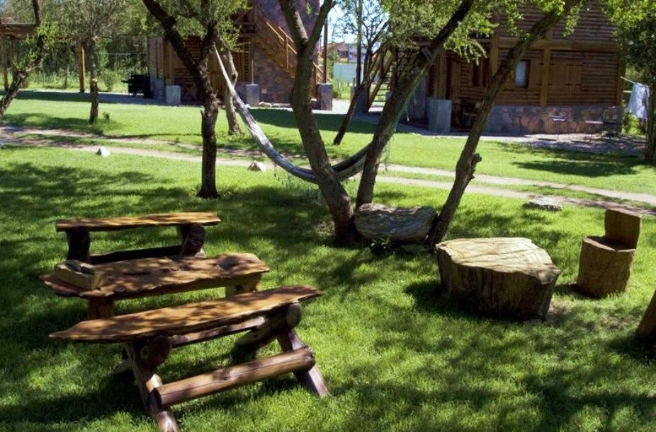 Muebles Para Exterior En Madera  Mesas Sillas Sillones  $ 4650,00