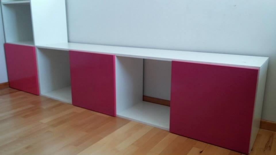 Muebles Habitación De Niñas. Fabricación A Medida. - $ 100,00 en ...