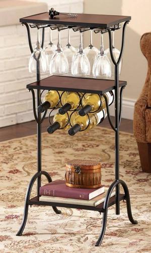 muebles hierro forjado,decoracionde interiores,vineros,bares