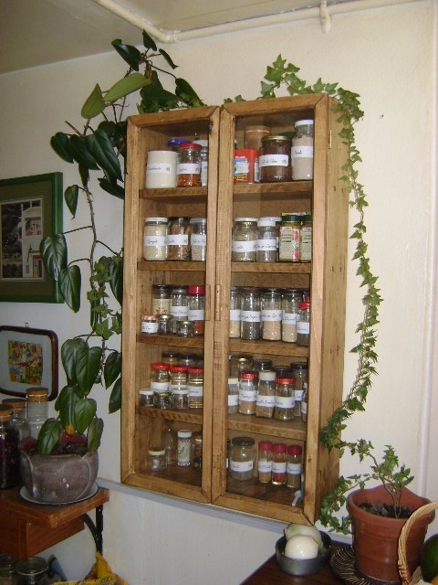 Especiero vitrina sauret muebles para el hogar 1 099 for Muebles de hogar