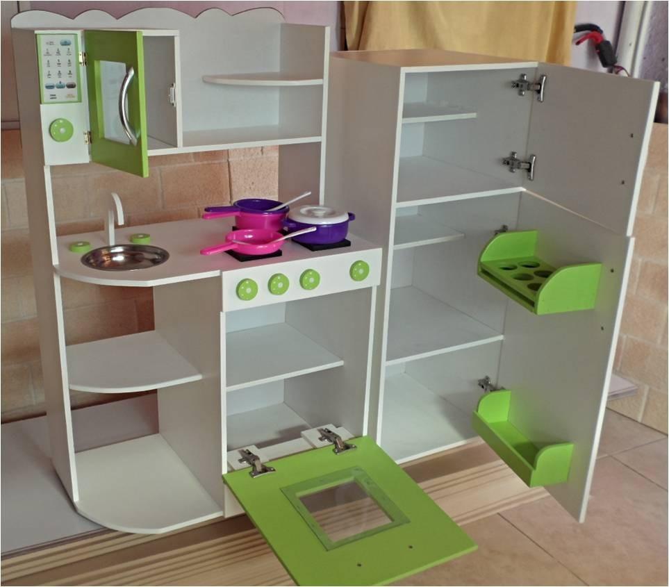 Muebles Infantiles Rincon Casita Infantil Cocina De Juguete  # Muebles Tigre Infantiles